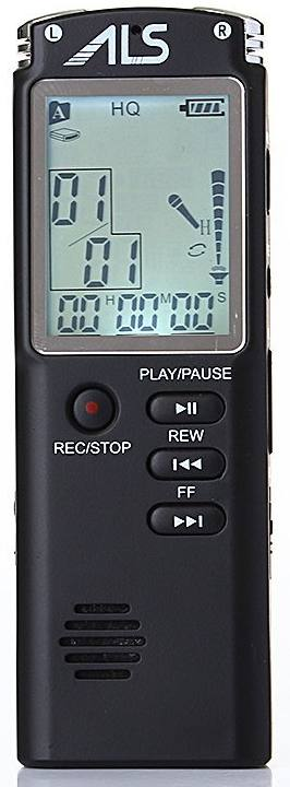 ALS 2015 Portable Digital Audio Recorder