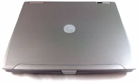Dell Latitude D610 Laptop with Wireless Connection