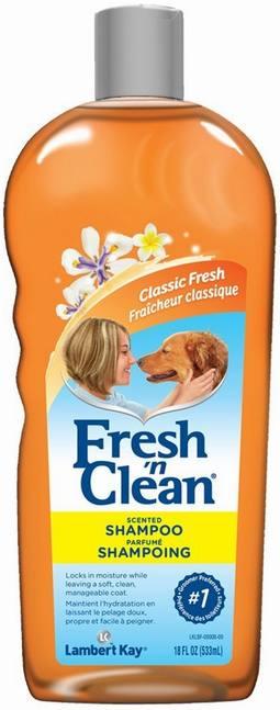 Fresh 'n Clean Scented Dog Shampoo