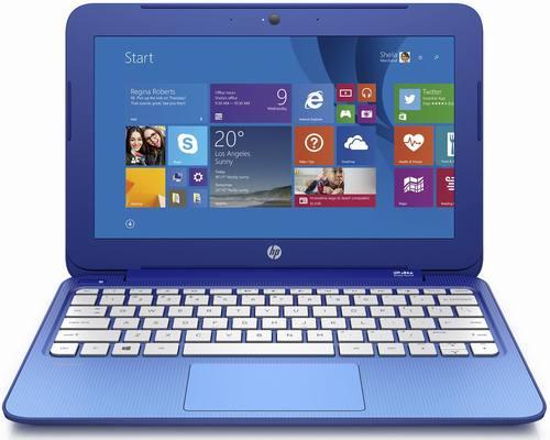 Horizon Blue 11.6-Inch HP Stream Laptop