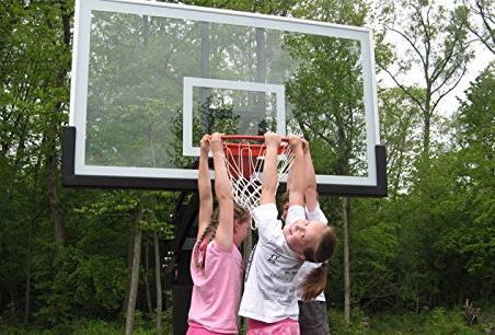 Pro Dunk Platinum Basketball Hoop