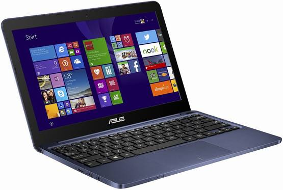 The ASUS X-205-TA DH01 Laptop