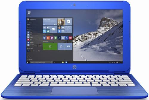 The Cobalt Blue HP Stream 11.6Inch Laptop