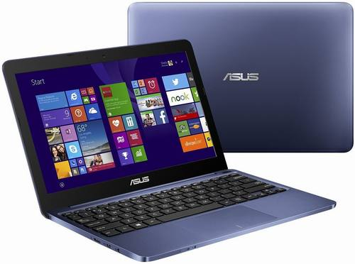 The EeeBook X-205-TA US01BL 11.6-Inch Laptop from ASUS