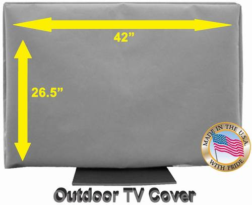 42 Outdoor TV Cover Top Premium Quality