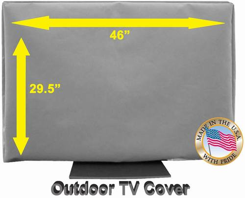 46-inch Outdoor TV Cover