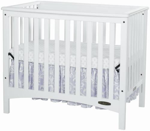 Childcraft Convertible Mini Crib