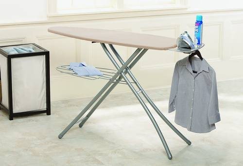 Homz Professional Ironing System Platinum