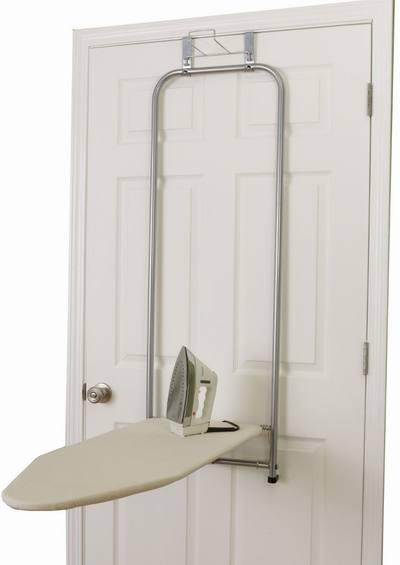 Household Essentials Over-The-Door Ironing Board