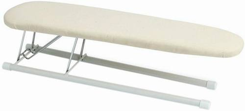 Household Essentials Tabletop Sleeve Ironing Board