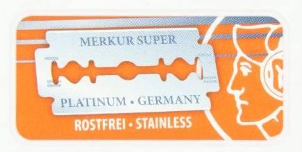 Merkur Razor Double-Edge Razor Blades