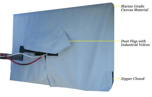 Outdoor TV Cover - Not for Direct Sun