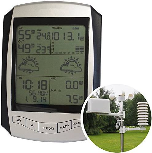 Signstek Multi-functional Wireless Weather Station