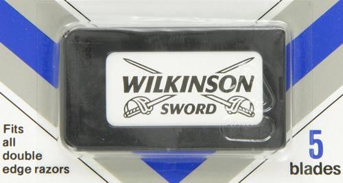 Wilkinson Sword Double-Edge Single Razor Cartridge