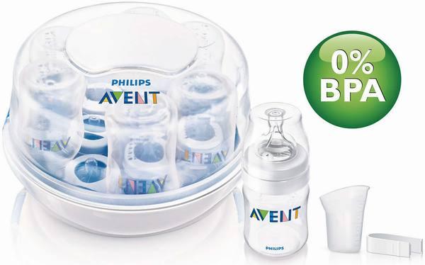 best baby bottle sterilizer