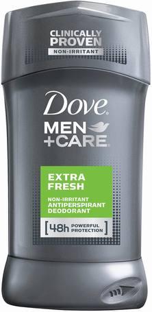 Dove Men + Care Extra-Fresh Antiperspirant Deodorant