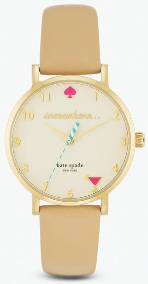 Kate Spade Watches 5 O'clock Metro