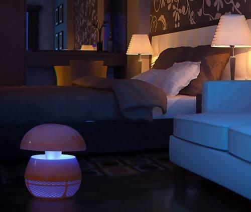 Kinven Photocatalytic Mosquito Inhaler Lamp