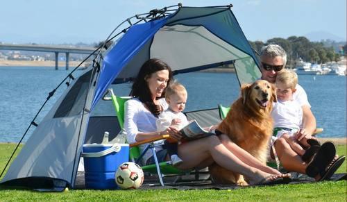 Lightspeed Cabana Beach Tent