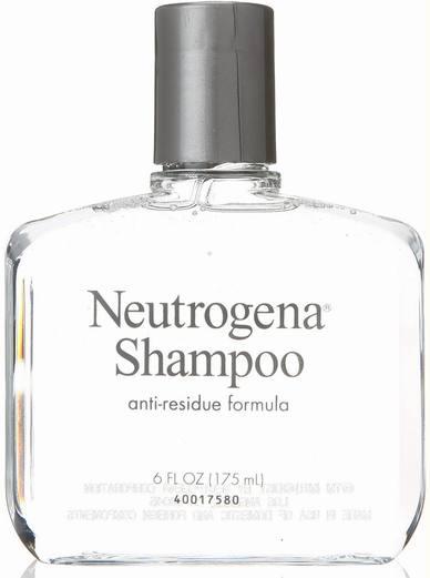 Neutrogena Anti-Residue Anti-Residue Shampoo - 6 oz