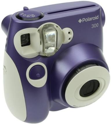 Polaroid PIC-300P Instant Camera