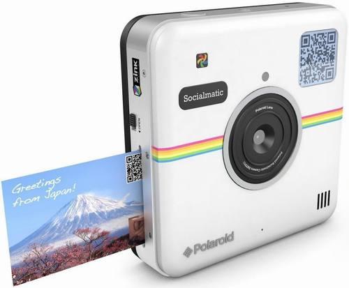 Polaroid Socialmatic 14 MP Instant Camera