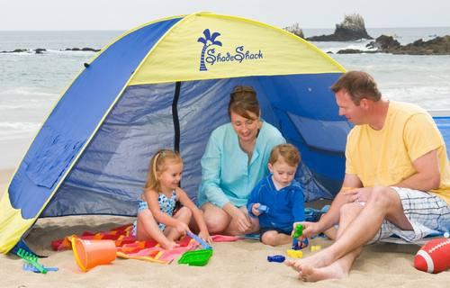 Shade Shack Family Beach Tent