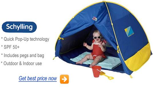 best beach tent for baby  sc 1 st  TPR9 Reviews : baby spf tent - memphite.com