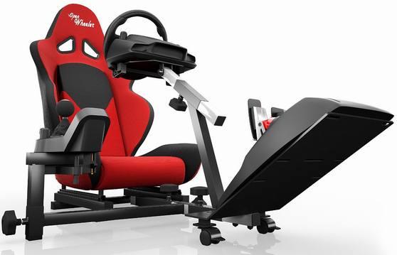 Advanced Racing-Seat Driving Simulator Gaming Chair
