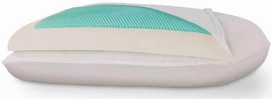 Cooling Gel and Memory Foam Pillow