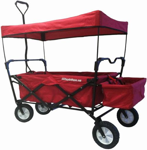 Folding Collapsible Utility Wagon