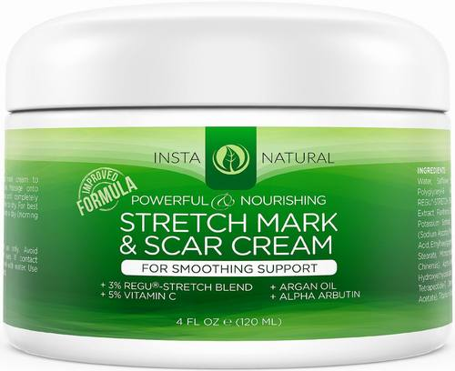 Best Natural Product For Stretch Marks