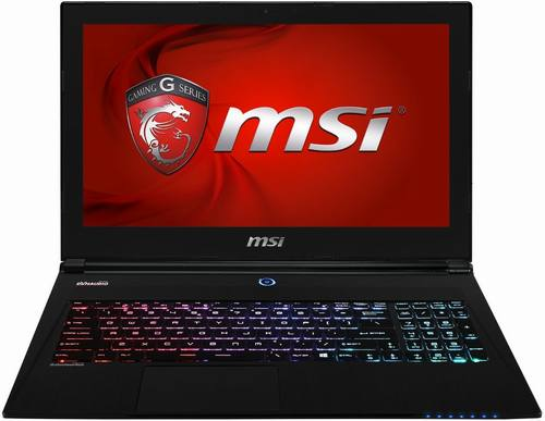 MSI GS-Series GS-60 GHOST-003 15.6-Inch Laptop