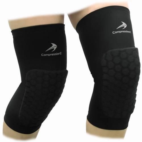 Padded Knee Sleeves