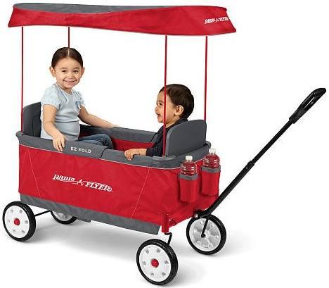 Radio Flyer Kid's Ultimate-EZ Folding Wagon
