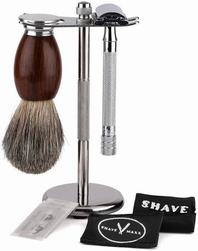 Smart Home Shaving Gift Set
