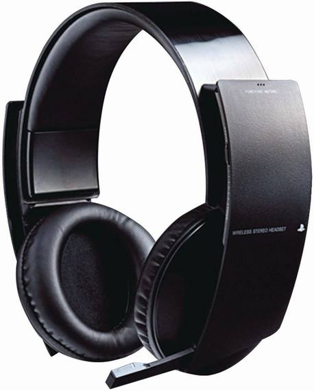 Wireless Stereo Headset - Play station 3