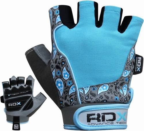 RDX Ladies Gel-Fitness Workout Training Gloves