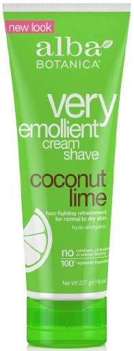 Alba Botanica Coconut Lime Shaving Cream