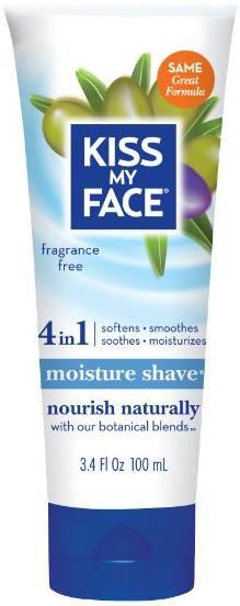 Kiss My Face Moisture Shaving Cream