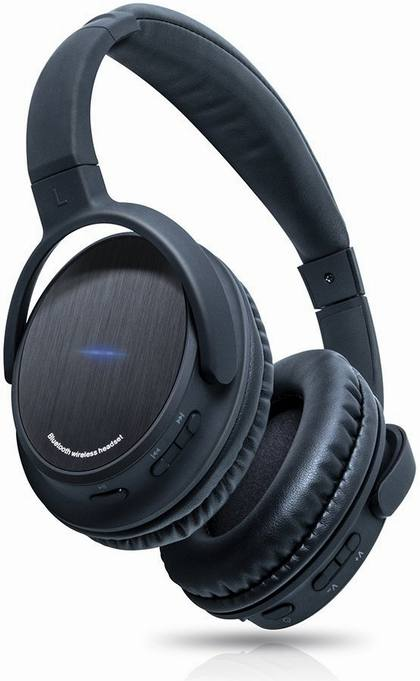 "Photive BTH-3 ""Over-the-Ear"" Wireless Bluetooth Headphones"