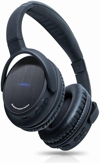 "Photive BTH-3 ""Over-the-Ear"" Wireless Bluetooth Headphones"