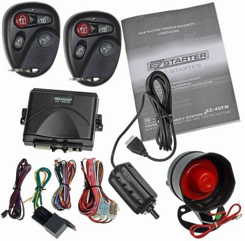 Universal Car Alarm Security from EZ Starter