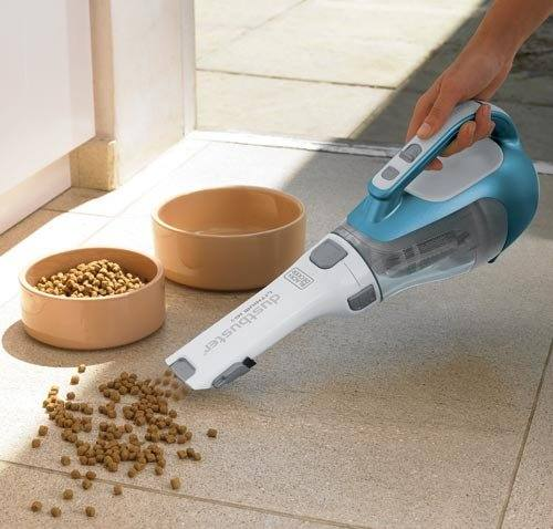 Lithium Cordless Dust Buster Hand Vac